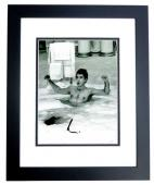 Al Pacino Signed - Autographed SCARFACE - Tony Montana 8x10 inch Photo BLACK CUSTOM FRAME - Guaranteed to pass PSA or JSA