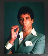 AL PACINO SIGNED AUTOGRAPHED SCARFACE 'TONY MONTANA' 8x10 PHOTO WITH PROOF COA 3
