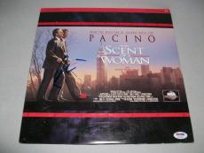 "AL PACINO signed autographed ""SCENT OF A WOMAN"" LASERDISC PSA/DNA COA"