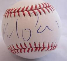 Al Pacino Signed Baseball Sweet Spot Full Signature  Psa/dna