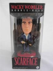 Al Pacino Signed Bobble Head Wacky Wobbler Scarface Psa/dna Itp 6a38117