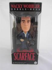 Al Pacino Signed Bobble Head Wacky Wobbler Scarface Psa/dna Itp 6a38118