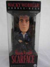 Al Pacino Signed Bobble Head Wacky Wobbler Scarface Psa/dna Itp 6a38120