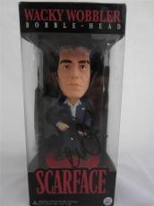Al Pacino Signed Bobble Head Wacky Wobbler Scarface Psa/dna Itp 6a38120