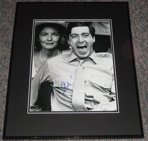 Al Pacino Signed Framed 16x20 Photo Poster Display Godfather Michael Corleone