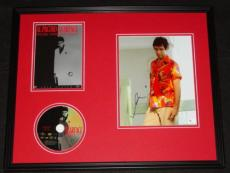 Al Pacino Signed Framed 16x20 Photo & Scarface DVD Display