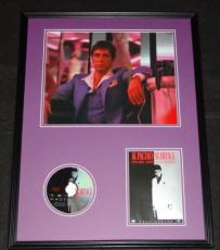 Al Pacino Signed Framed 18x24 Scarface DVD & Photo Display AW