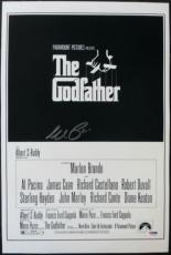 Al Pacino Signed Godfather Autographed 12x18 Movie Poster PSA/DNA ITP #5A00985