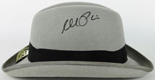 Al Pacino Signed Godfather Gray Fedora Hat PSA/DNA ITP