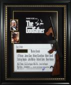 Godfather Al Pacino Signed Poster Framed - PSA Collection