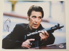 Al Pacino Signed Heat Authentic Autographed 11x14 Photo (PSA/DNA) #J03376
