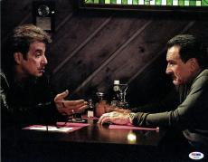 Al Pacino Signed Heat Authentic Autographed 11X14 Photo PSA/DNA #T59020