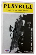 Al Pacino Signed Hughie by Eugene O'Neill Playbill PSA AB72517