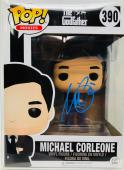 Al Pacino Signed Michael Corleone Funko Pop The Godfather - PSA DNA Witness Auto
