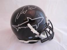 Al Pacino Signed Mini Helmet Psa/dna Itp Any Given Sunday