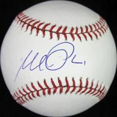 Al Pacino Signed OML Baseball Very Nice Rare Full Name Auto PSA ITP #5A80198