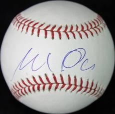 Al Pacino Signed OML Baseball W/ Full Name Signature PSA/DNA ITP