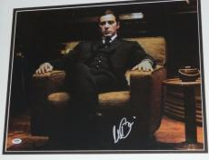 Al Pacino Signed Photo Godfather Michael Corleone 16x20 Matted & Framed Psa Itp