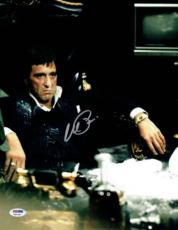 Al Pacino Signed Scarface Authentic Autographed 11x14 Photo PSA/DNA ITP COA