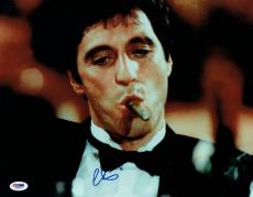 Al Pacino Signed Scarface Authentic Autographed 11x14 Photo PSA/DNA #J03373