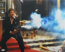 Al Pacino Signed Scarface Authentic Autographed 16x20 Photo PSA/DNA ITP 1