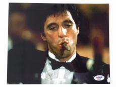 Al Pacino Signed Scarface Authentic Autographed 8x10 Photo (PSA/DNA) #D32026