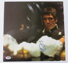 Al Pacino Signed Scarface Autographed 12x12 Calendar Page Photo PSA/DNA #D32034