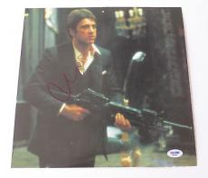 Al Pacino Signed Scarface Autographed 12x12 Calendar Page Photo PSA/DNA #D32035