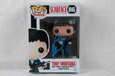 Al Pacino Signed Scarface Funko Pop Doll Tony Montana Psa/dna Itp 7a44130