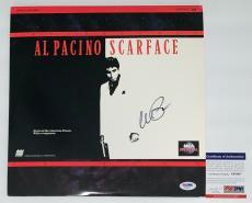 Al Pacino Signed Scarface Laserdisc Psa Coa X68067