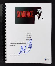 Al Pacino Signed Scarface Movie Script Autographed BAS #C57572