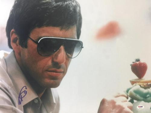 Al Pacino signed Scarface Signed 16X20 Movie Photo Psa ITP coa