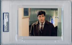 AL PACINO Signed Slabbed Auto 4x6 Photo Godfather Young Michael Corleone PSA/DNA