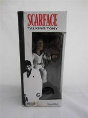 Al Pacino Signed Talking Tony Scarface Psa/dna Itp 6a38113