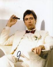AL PACINO signed *THE GODFATHER* MOVIE 8X10 photo Michael Corleone W/COA
