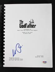 Al Pacino Signed The Godfather Movie Script PSA/DNA ITP #7A44456