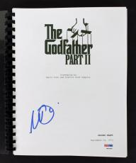 Al Pacino Signed The Godfather Part 2 Movie Script PSA/DNA #7A44458