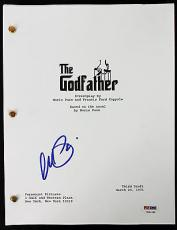 Al Pacino Signed The Godfather Movie Script PSA/DNA ITP #7A44460