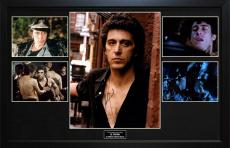 Al Pacino S&M BDSM Autographed Cruising 11x14 Photo Custom Framed Display