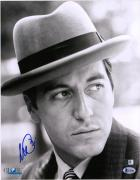"Al Pacino The Godfather Autographed 11"" x 14"" Wearing Hat Photograph - BAS"