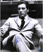 "Al Pacino The Godfather Autographed 16"" x 20"" Sitting Photograph - BAS"
