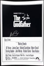 Al Pacino The Godfather Signed 12X18 Mini Movie Poster PSA/DNA ITP #5A00997