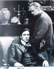 Al Pacino The Godfather Signed 16X20 Photo Auto Graded Gem Mint 10! PSA #6A31294