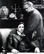Al Pacino The Godfather Signed 16X20 Photo Gem Mint 10! PSA #6A31293