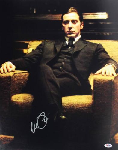 Al Pacino The Godfather Signed 16X20 Photo PSA/DNA ITP #5A80128