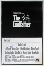 Al Pacino The Godfather Signed 27X40 Poster PSA/DNA ITP #5A80161