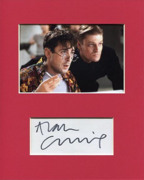 Alan Cumming James Bond GoldenEye X-Men Nightcraw Signed Autograph Photo Display