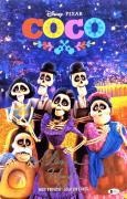 Alanna Ubach Signed Disney's 'Coco' 11x17 Photo Beckett BAS D01159