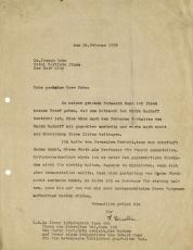 Albert Einstein Signed Autographed Letter Physics/Jewish Content Beckett BAS