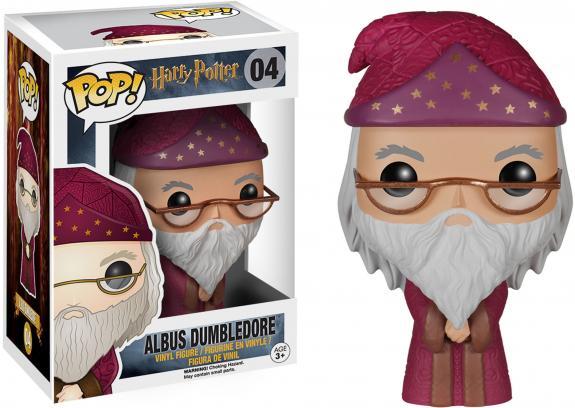 Albus Dumbledore Harry Potter #04 Funko Pop!